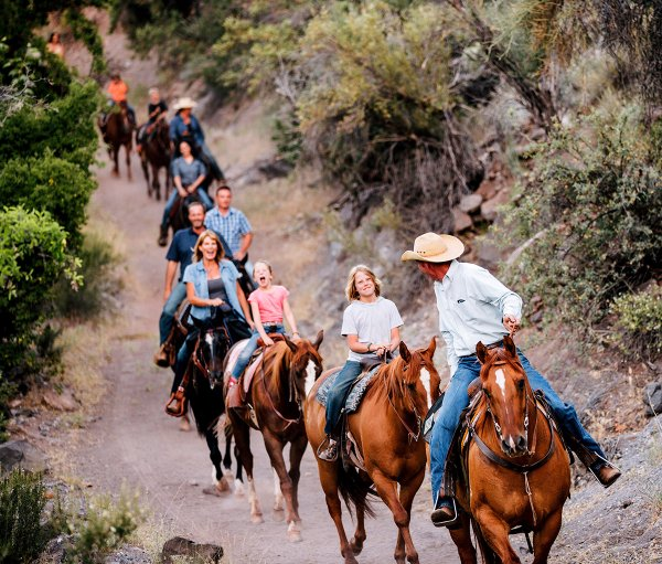 Cowpoke Ride horseback riding